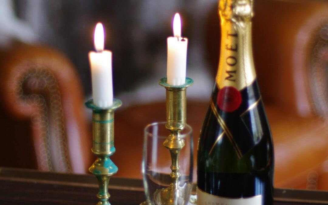 Fira nyår med oss på Borgagården!