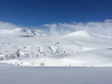 Skiweekend i Borgafjäll