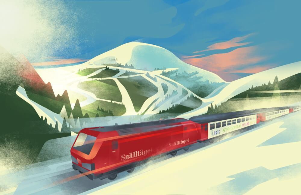 Fjälltåget 2020