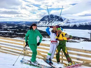 Skiweekend paket v.2-v.5