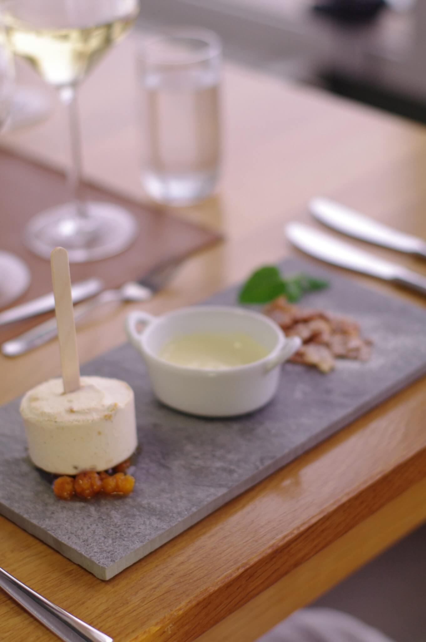 Hjortron parifait - Dessert